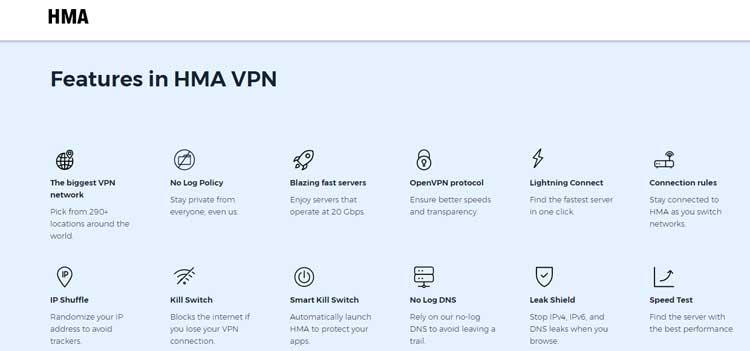 hidemyass vpn service provider