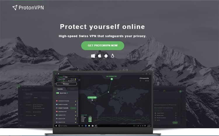 proton virtual private network