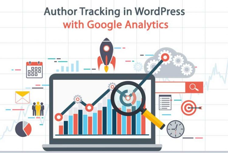 author tracking wordpress google analytics