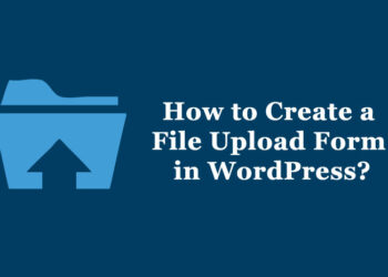 file upload form wordpress