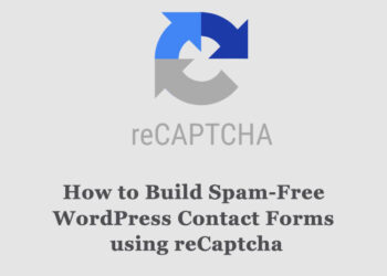 spam free WordPress Contact Forms