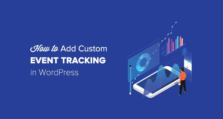 event tracking in google analytics in wordpress MonsterInsights
