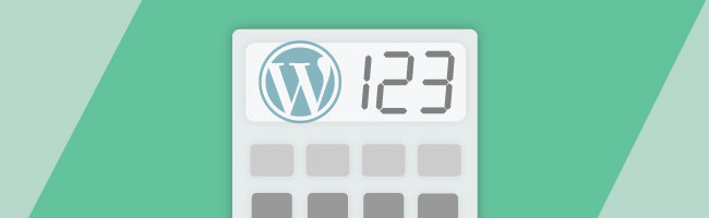 why use calculator on wordpress site