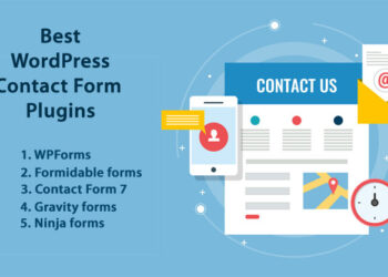 Best WordPress Contact Form Plugins