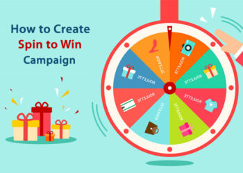 spin to win campaign