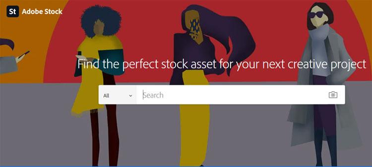 adobe stock photo site