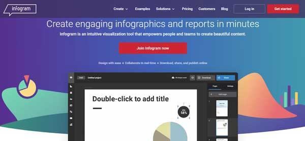 Infogram Create Infographics