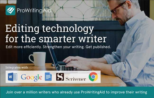 ProWritingAid Writing Software