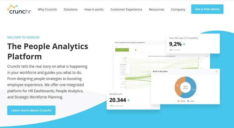 crunchr analytics platform